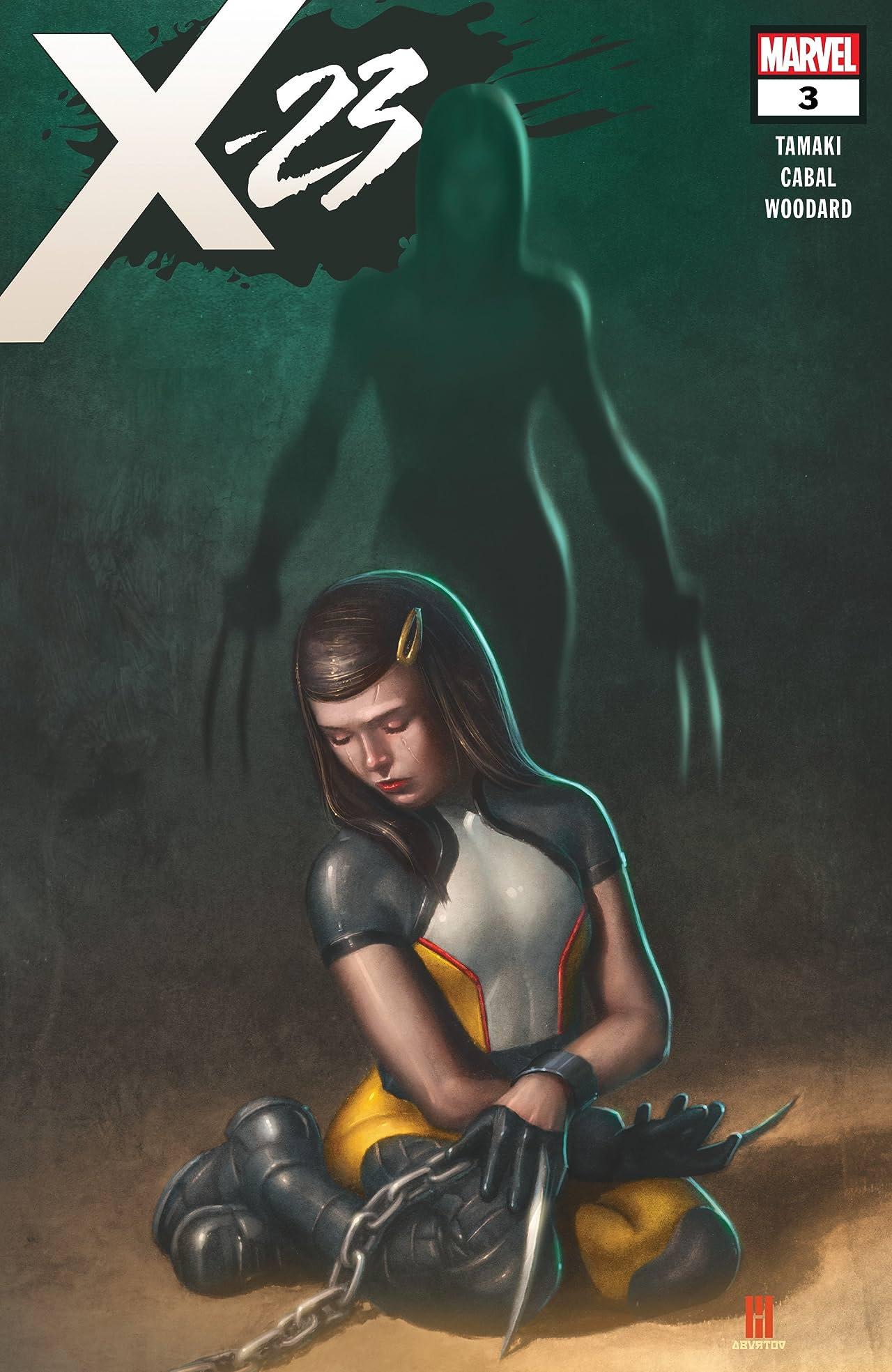 X-23 (2018-2019) #3