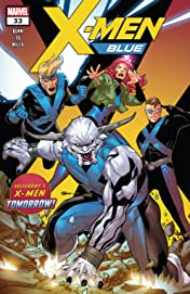 X-Men Blue (2017-) No.33
