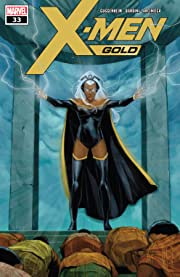 X-Men Gold (2017-2018) #33