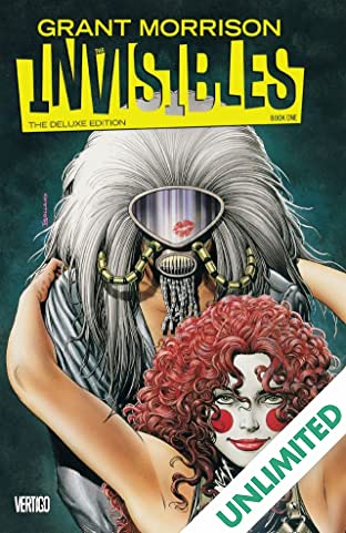 The Invisibles: Book One - Deluxe Edition