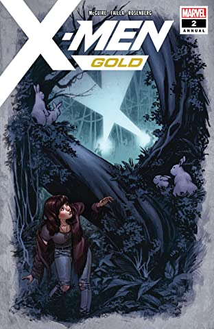 X-Men Gold (2017-) Annual #2