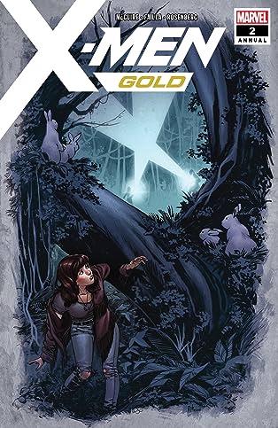 X-Men Gold (2017-2018) Annual #2