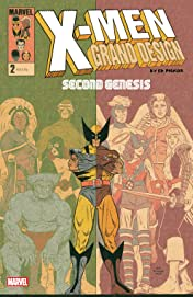 X-Men: Grand Design - Second Genesis (2018) #2 (of 2)