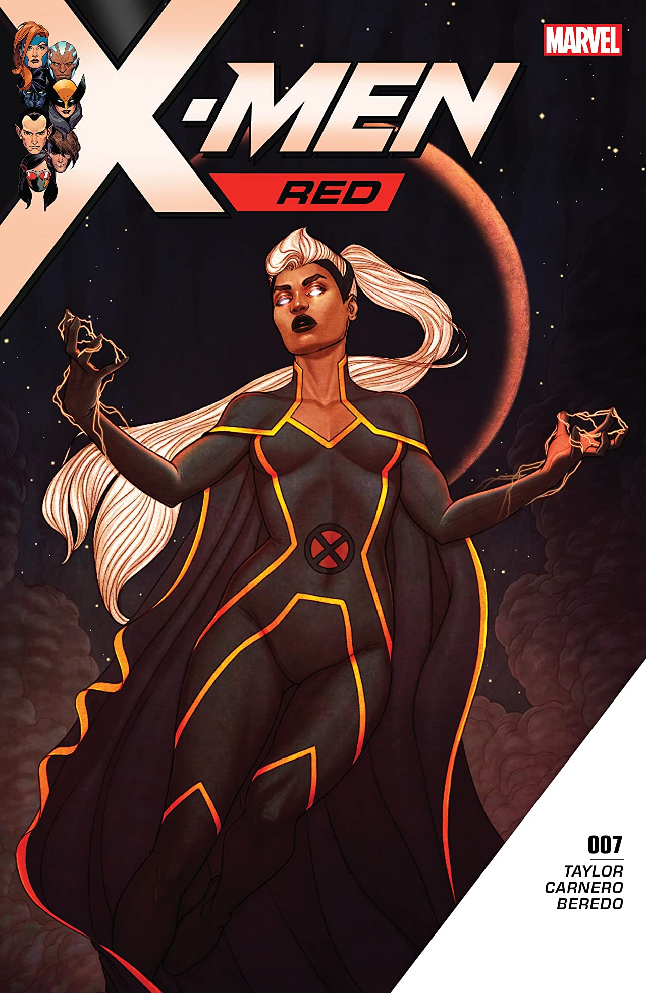 X-Men Red (2018-) No.7
