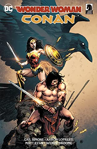 Wonder Woman/Conan (2017-2018)