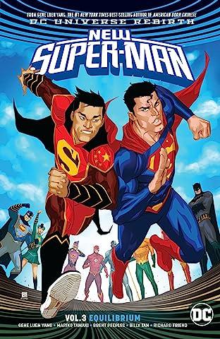 New Super-Man (2016-) Tome 3: Equilibrium