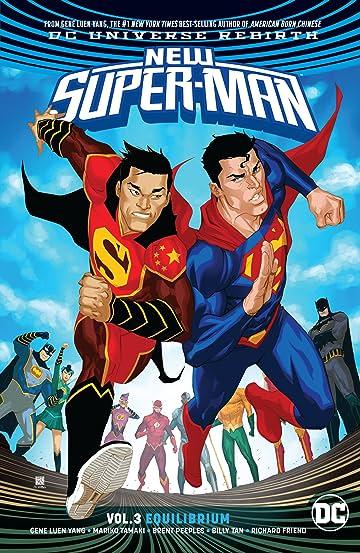 New Super-Man (2016-2018) Vol. 3: Equilibrium