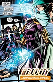 Birds of Prey (1999-2009) #95