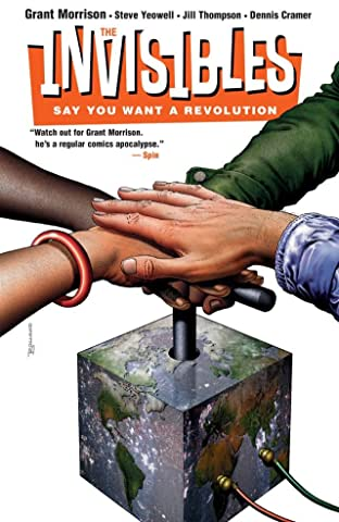 The Invisibles Tome 1: Say You Want A Revolution