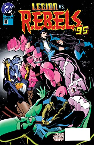 REBELS (1994-1996) #8
