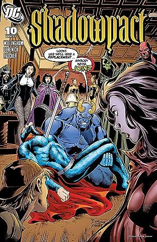 Shadowpact (2006-2008) #10
