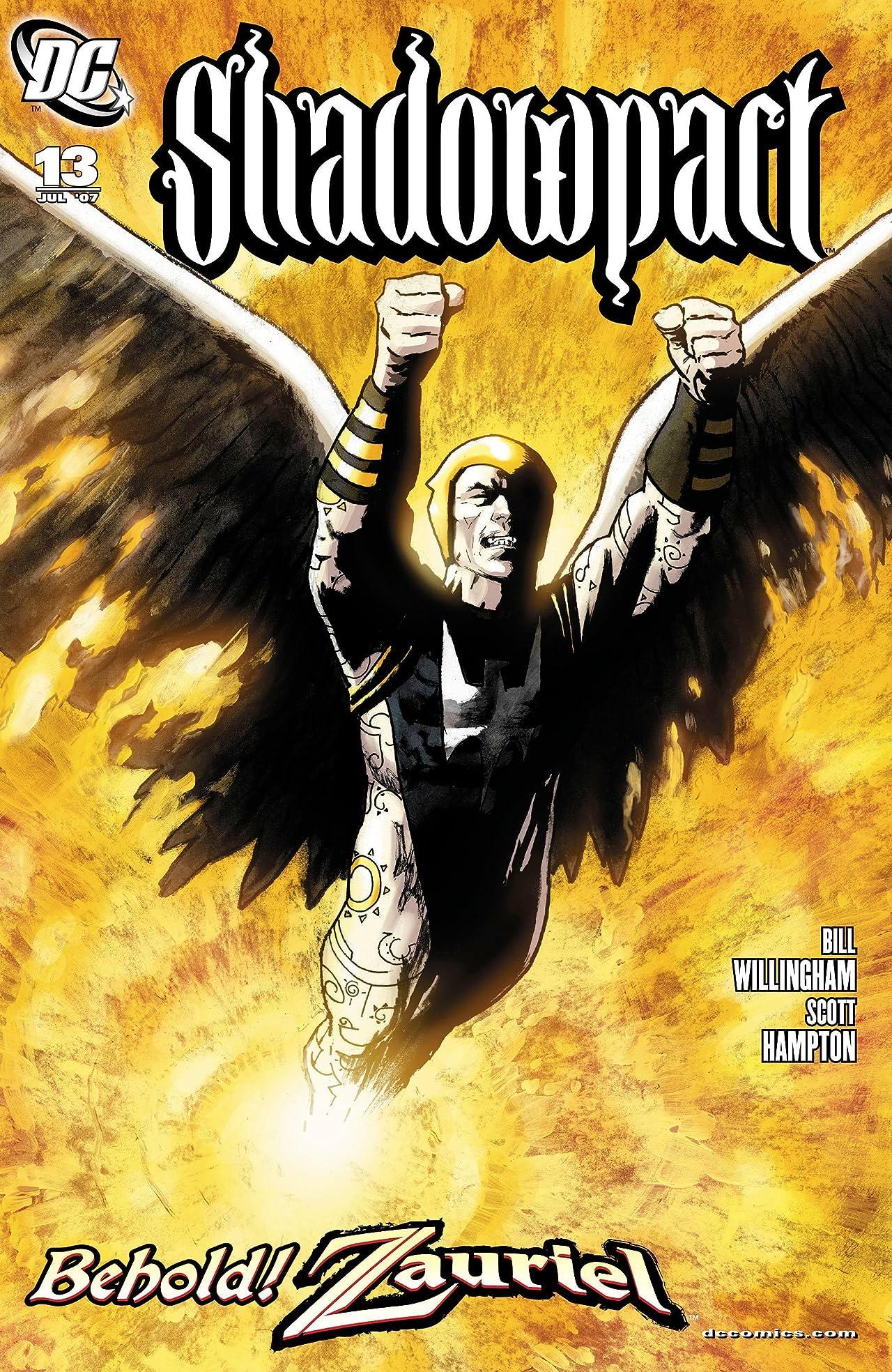 Shadowpact (2006-2008) #13