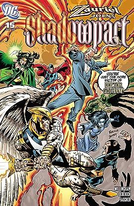 Shadowpact (2006-2008) #15