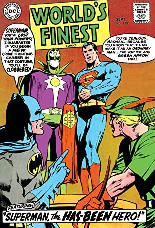 World's Finest Comics (1941-1986) #178