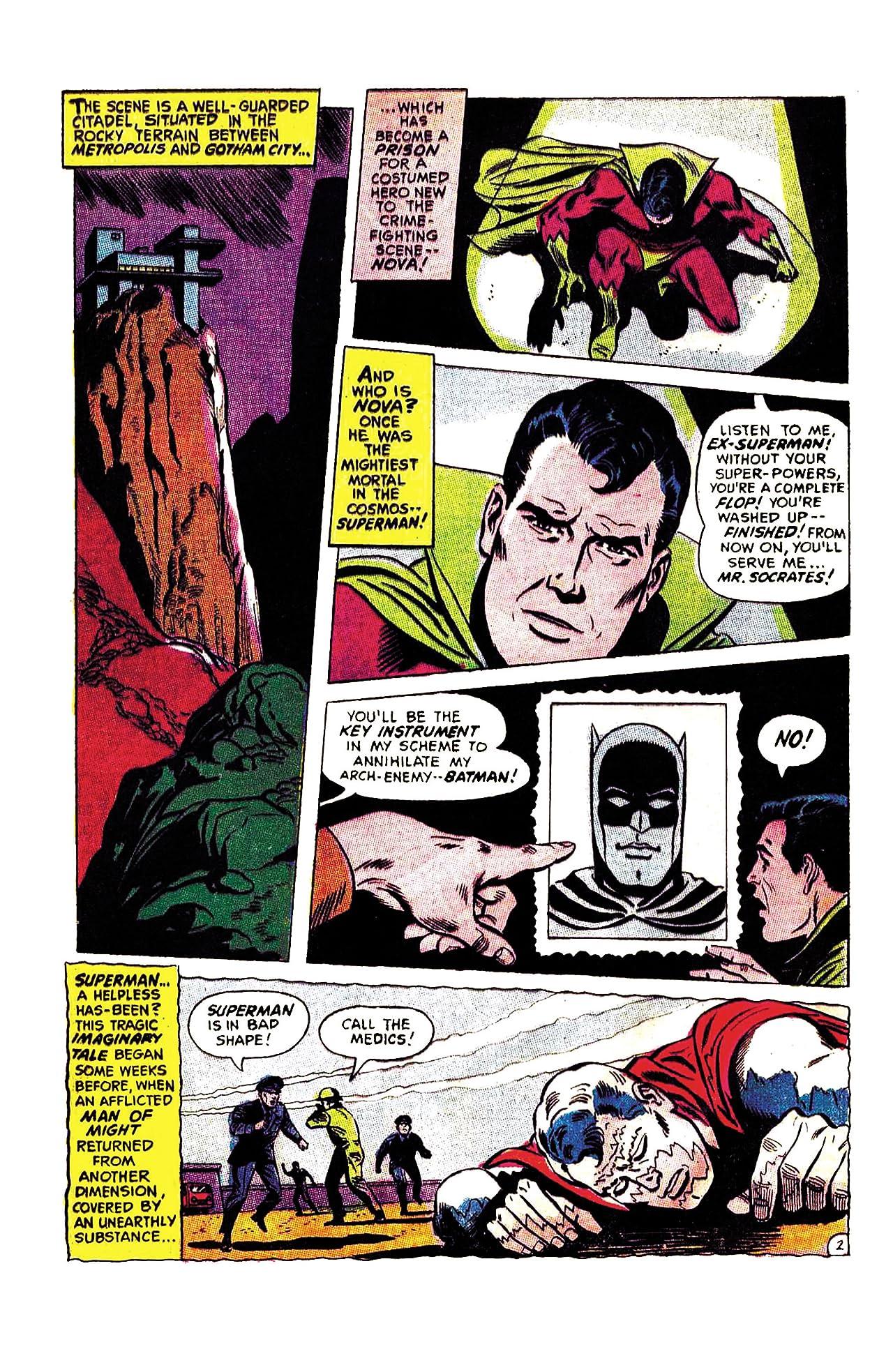 World's Finest Comics (1941-1986) #180