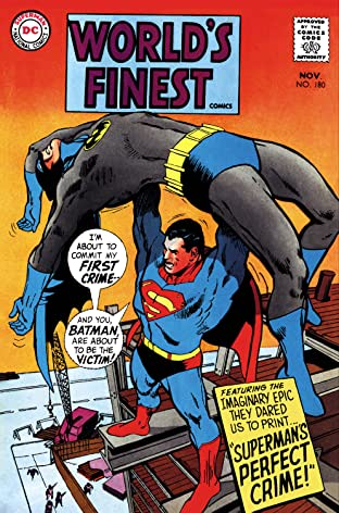World's Finest Comics (1941-1986) #180