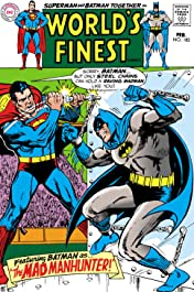 World's Finest Comics (1941-1986) #182
