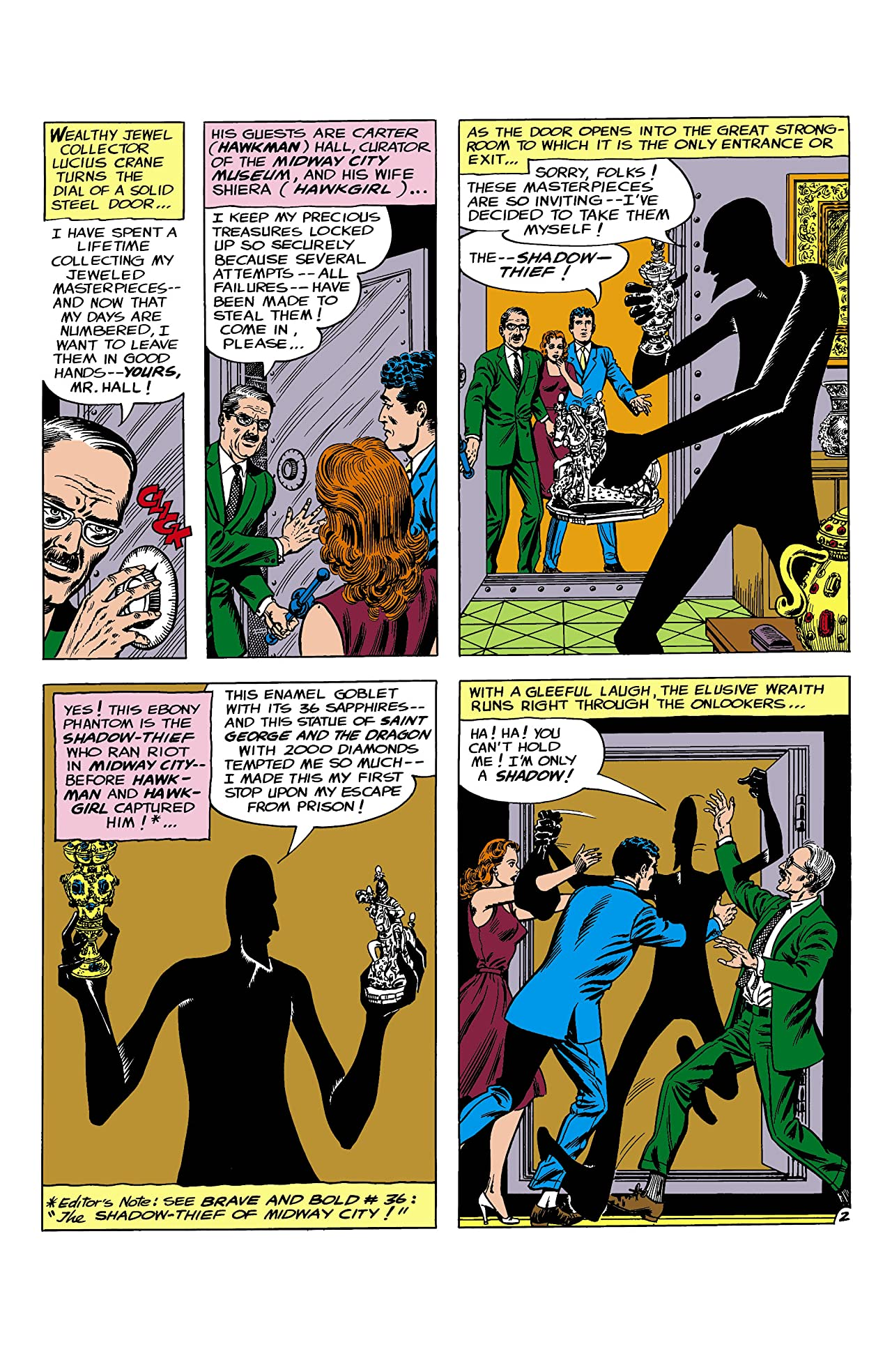 Hawkman (1964-1968) #5
