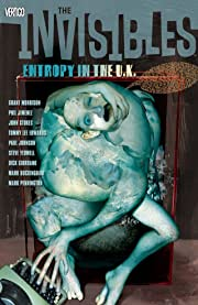 The Invisibles Vol. 3: Entropy in the U.K.