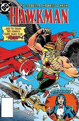 Hawkman (1986-1987) #4