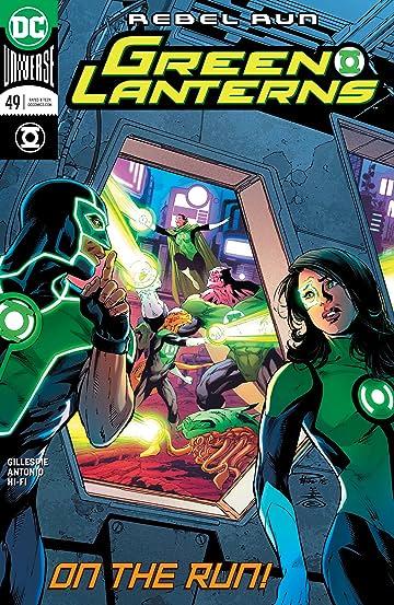 Green Lanterns (2016-) #49