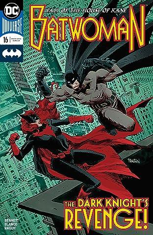 Batwoman (2017-) #16