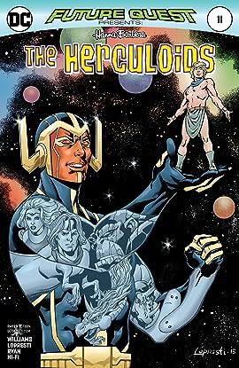 Future Quest Presents (2017-2018) #11
