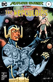 Future Quest Presents (2017-) #11