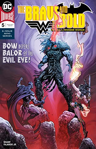 The Brave and the Bold: Batman and Wonder Woman (2018-) #5
