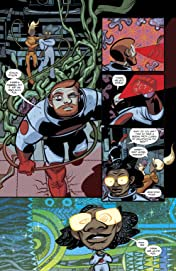 Cave Carson Has an Interstellar Eye (2018) #4