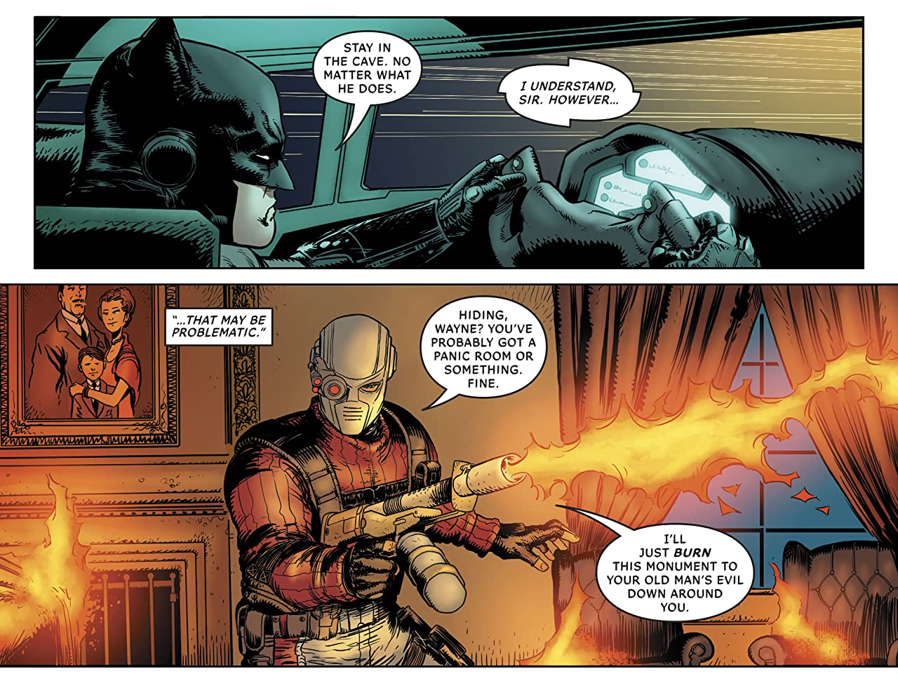 Batman: Sins of the Father (2018-) No.10