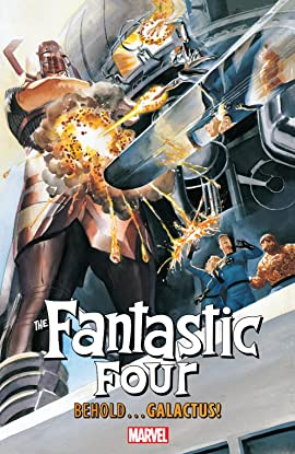 Fantastic Four: Behold... Galactus!