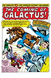 Fantastic Four: Behold... Galactus!