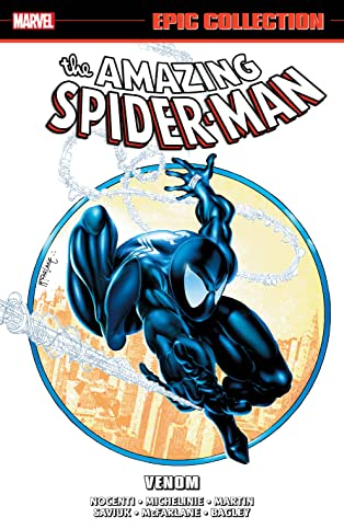 Amazing Spider-Man Epic Collection: Venom