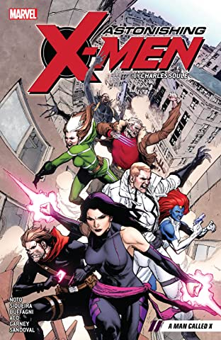 Astonishing X-Men by Charles Soule Tome 2: A Man Called X
