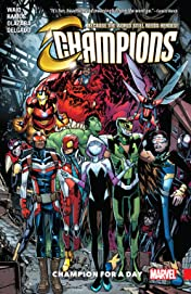 Champions Tome 3: Champion For A Day