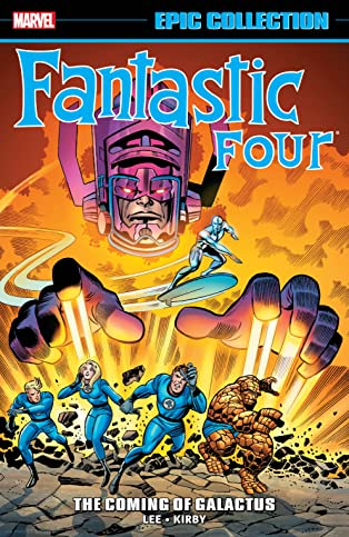 Fantastic Four Epic Collection: The Coming Of Galactus