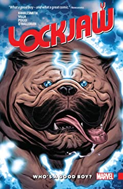 Lockjaw: Who's A Good Boy?