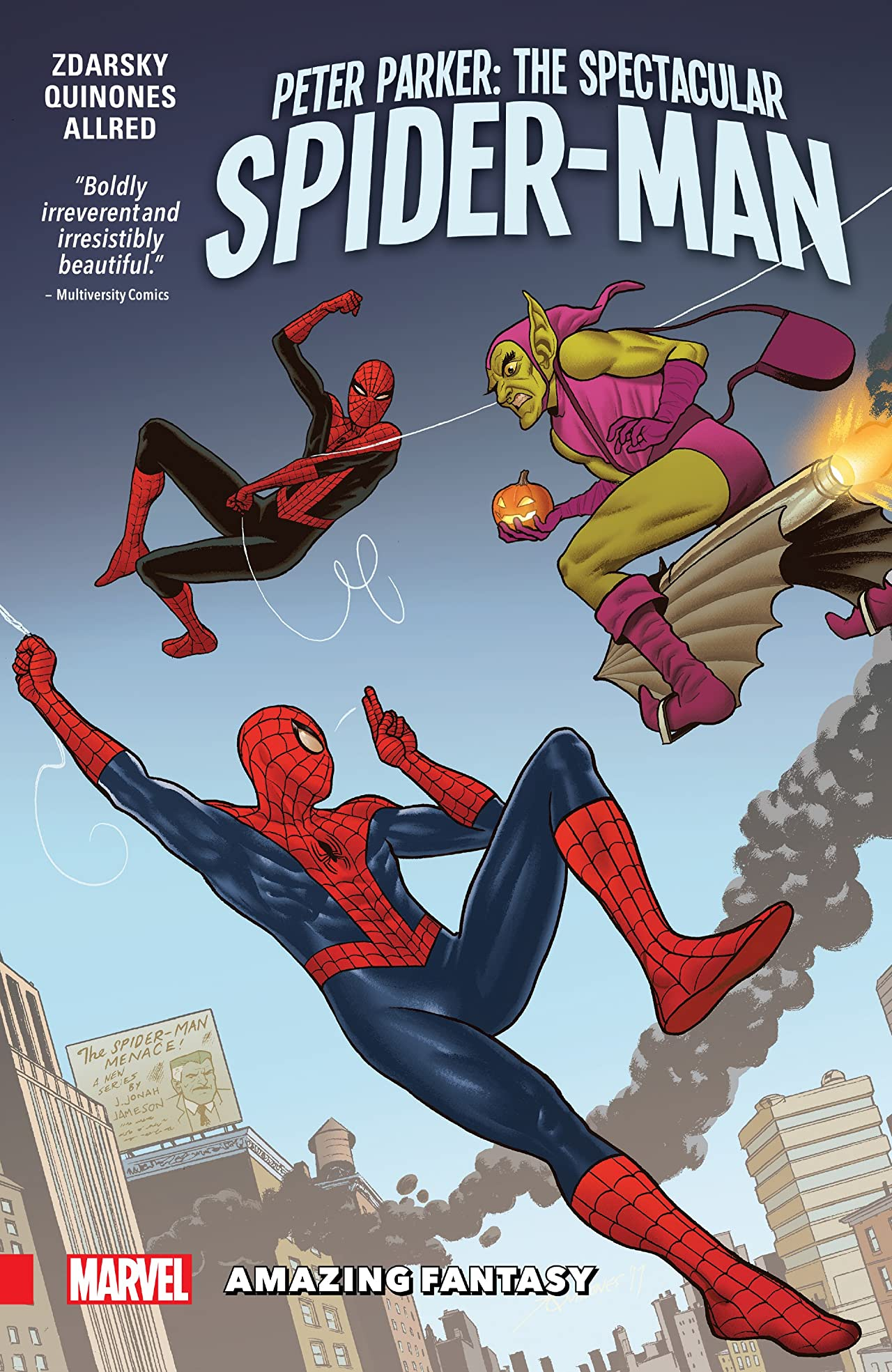 Peter Parker: The Spectacular Spider-Man Vol. 3: Amazing Fantasy