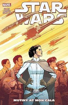 Star Wars Tome 8: Mutiny At Mon Cala