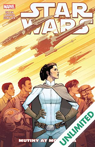 Star Wars Vol. 8: Mutiny At Mon Cala