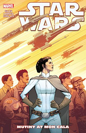 Star Wars Tome 8: Mutiny At Mon Cala