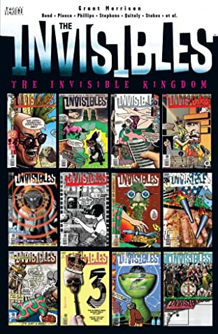The Invisibles Vol. 7: The Invisible Kingdom