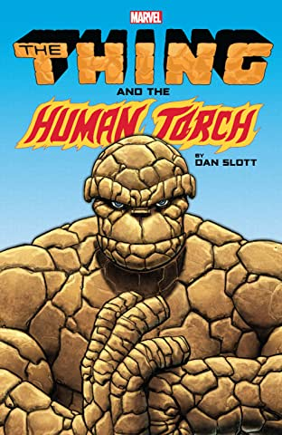 The Thing & The Human Torch by Dan Slott