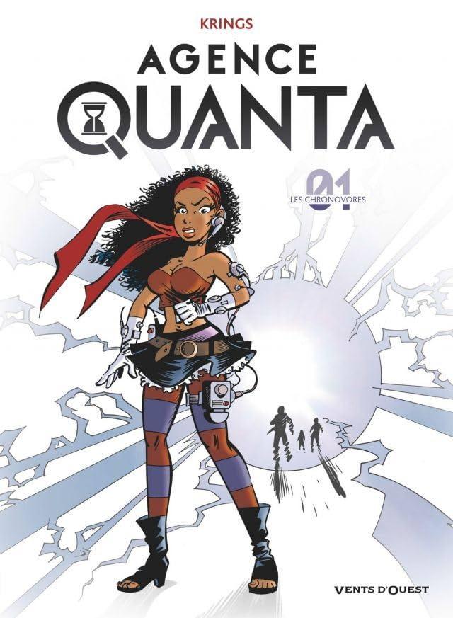 Agence Quanta Vol. 1: Les Chronovores