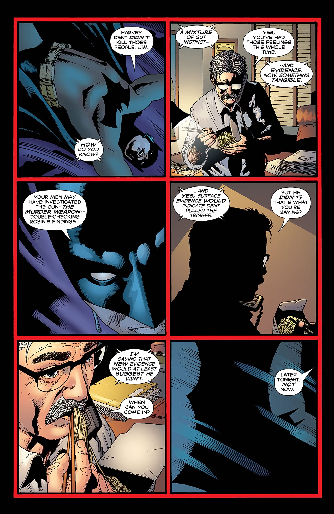 Detective Comics (1937-2011) #820