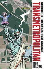 Transmetropolitan Vol. 3: Year of the Bastard