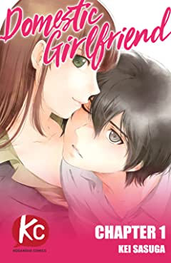Domestic Girlfriend #1