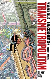 Transmetropolitan Vol. 4: The New Scum