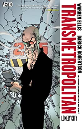 Transmetropolitan Vol. 5: Lonely City